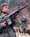 Child soldiers in Burma