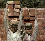 Brick Kilns, India