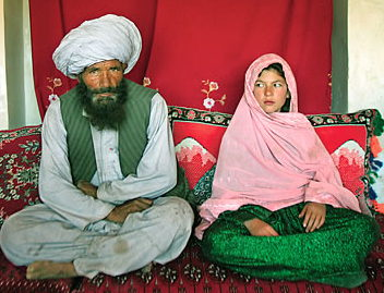 Afghan Girls and the Dilemma of Marriage